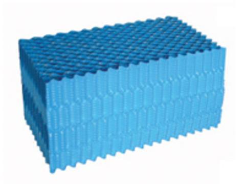 冷却塔填料圆形冷却塔填料淋水冷却塔填料方形冷却塔