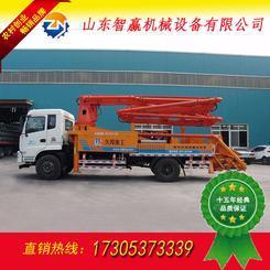8203;混凝土泵车价格表  青海农村小型混凝土泵车厂家