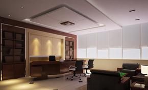 石家庄写字楼办公室装修效果图价格