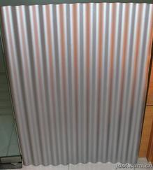 YX18-63.5-825墙面波纹板