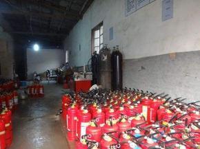 年检维修销售各种灭火器,co2灭火器充装换药价格有资质