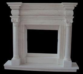 房山白壁炉