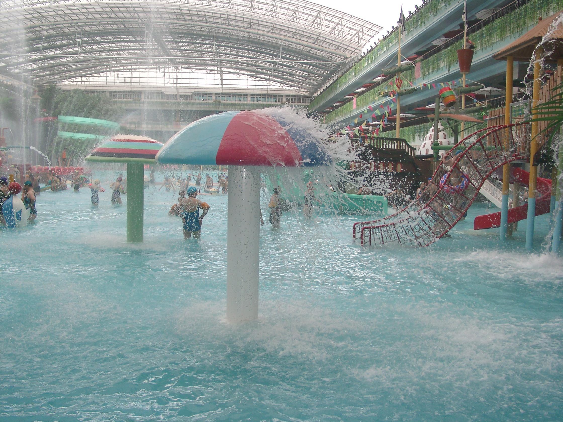 室内水上设计-就选广州威潮水上乐园设备有限公司