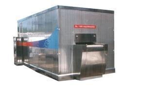 单体流化速冻机