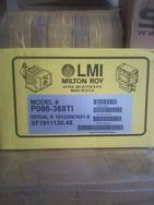 P086-368TI米顿罗计量泵手动调节流量