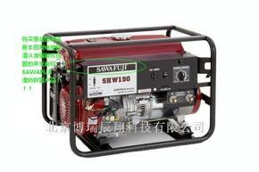 原装日本泽藤本田汽油发电焊机SHW190H