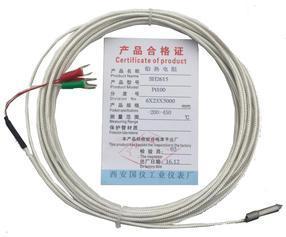 埋入式热电阻SH2615