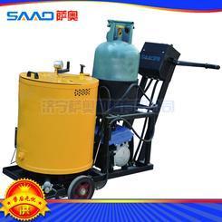 萨奥SGF-60沥青灌缝机解决路面裂缝困扰