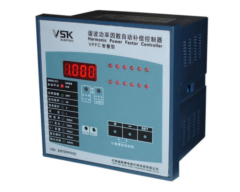 vpfc-12谐波型无功补偿控制器