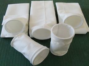 正威定制涤纶针刺毡除尘布袋