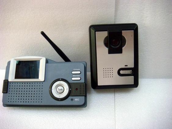 无线可视对讲门铃,可视对讲,数字无线门铃
