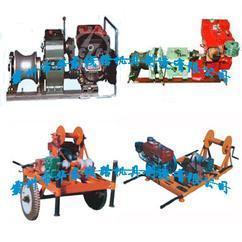 汽油绞磨(本田发动机),柴油绞磨系列