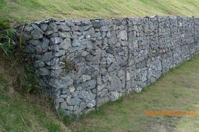 辽宁运河石笼网|黑龙江石笼网规格|石笼网护岸护坡防护网