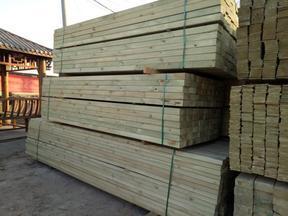 绥化防腐木料