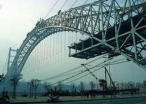 海洋油井井架钢结构防腐