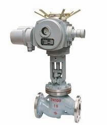 J941H/T电动法兰钢质铁质截止阀
