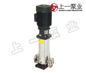 CDL(F)型立式多级不锈钢冲压泵