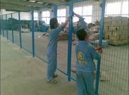 青山厂区建筑围栏网哪里有/蔡甸公路铁丝网规格
