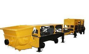 福州平潭县怎样保证防爆混凝土输送泵具有良好的泵送效能