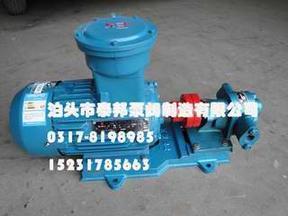 小型油泵ZYB-55柴油泵(自吸性好)/加油泵