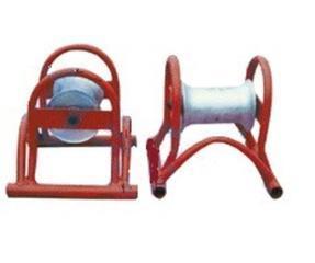 电缆地滑轮|电缆地面直线滑车|电缆滑车