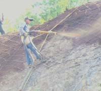 保水剂/粘合剂/草灌种子/无纺布