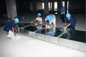 深圳通风工程设计安装报价排风管道项目规划工程