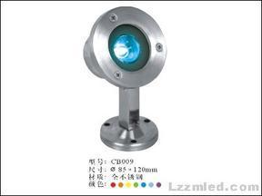 LED大功率水底灯埋地灯,首选中山联众