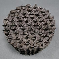 不锈钢孔板波纹填料
