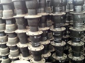 球墨铸铁管道配件