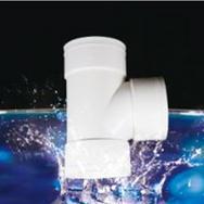 同层排水系统管件---GLTCΦ90*90*90三通