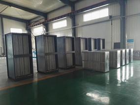 烘干生产线工艺余热回收设备