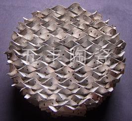 不锈钢压延刺孔板波纹填料