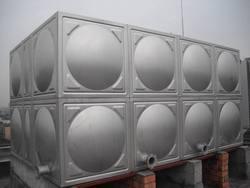 冲压焊接不锈钢水箱北京麒麟公司
