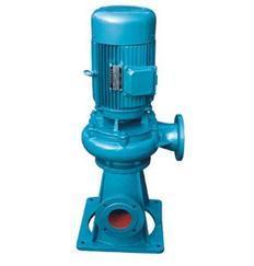 LW直立式无堵塞排污泵