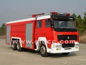 重汽消防车,电子消防车,泡沫消防车