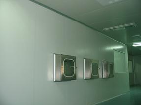 白云化妆品GMPC厂房|顺德光电净化车间