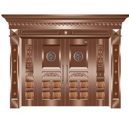 威宇工贸供应铜门,精品铜门,威宇打造