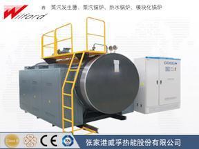 威孚热能卧式电蒸汽锅炉