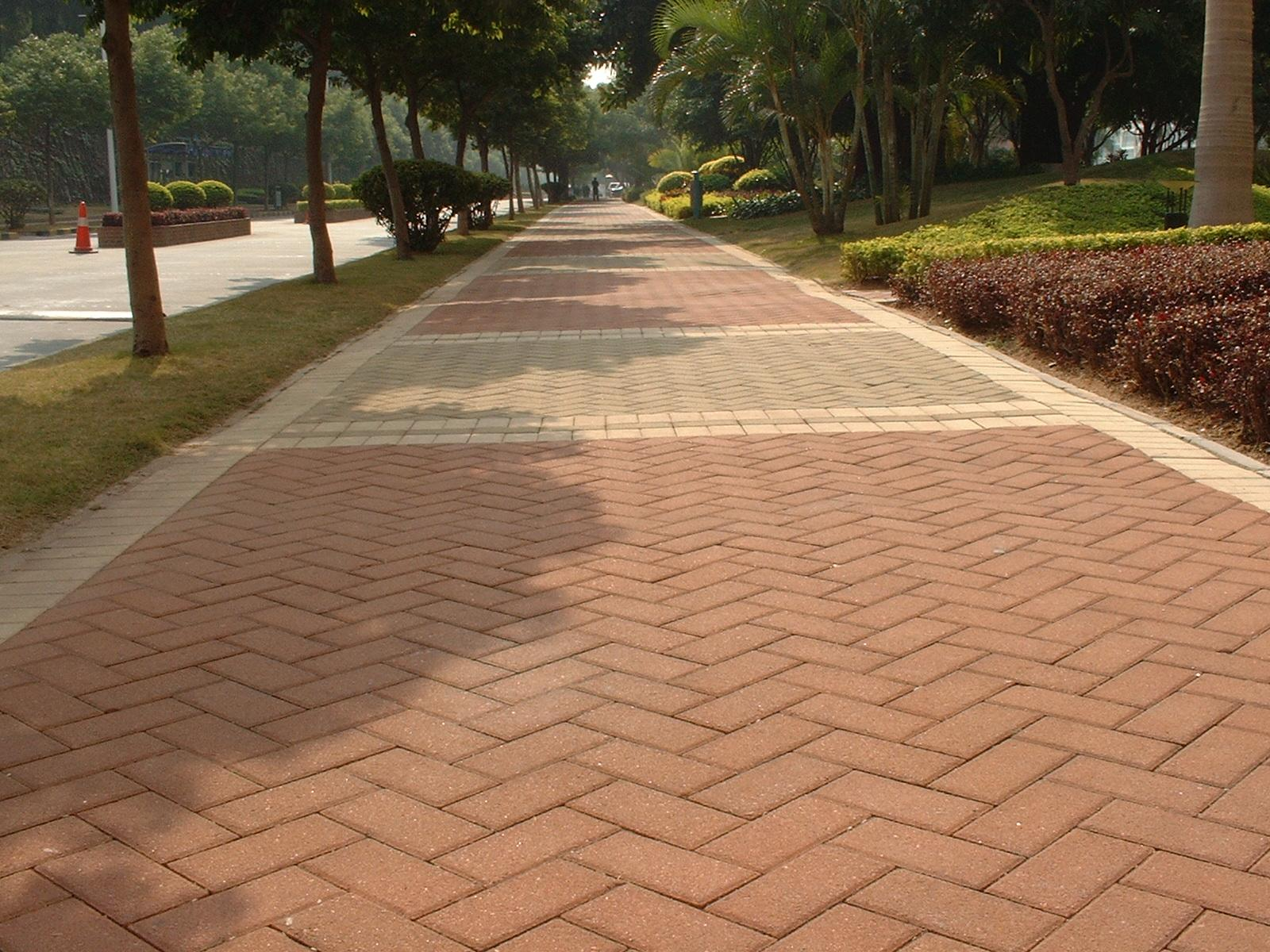 混凝土透水砖/生态透水砖/渗水砖/人行道透水砖/广