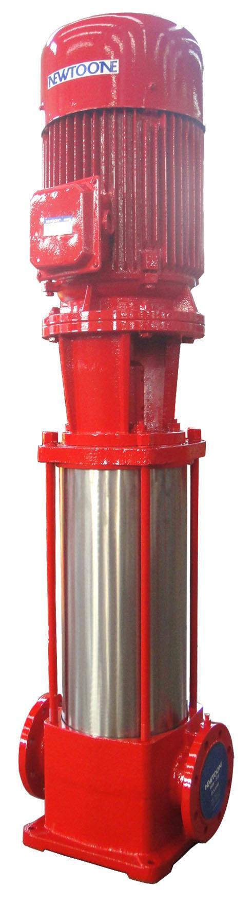 多级泵 gdl立式增压多级泵图片