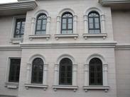 白色砂岩窗台石WINDOW CASE-7