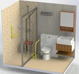 青岛整体卫浴,整体卫浴间知名品牌主推,浅谈整体卫浴新诠释!