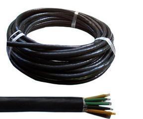 郑州铜芯电线电缆厂家KVVP2-22控制电缆