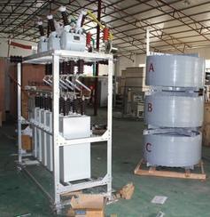 散装框架电容器成套