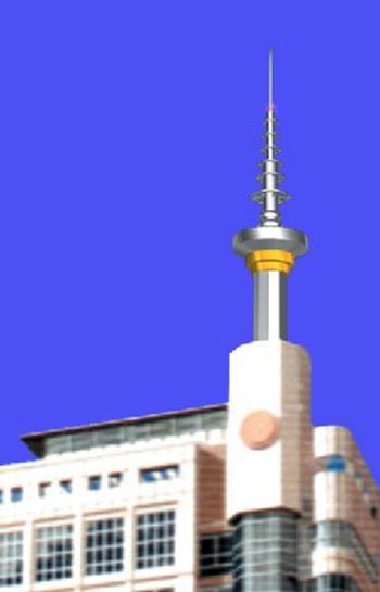 楼顶装饰塔 工艺塔
