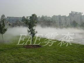 EAE人造雾设备