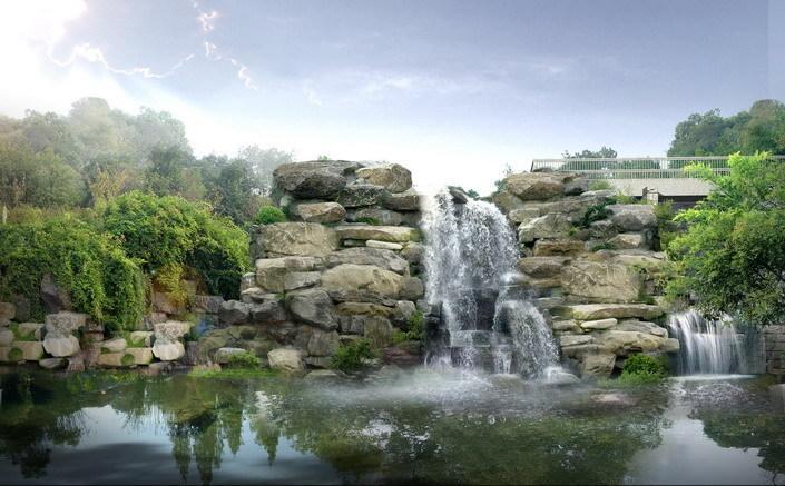商易宝 产品列表 园林景观 园林设施 园林小品 假山  点击查看原图
