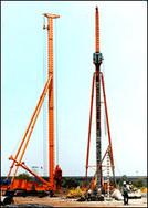 钢筋笼灌注桩/CFG桩工程钻机