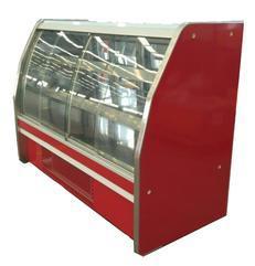 供应凯尼亚前推拉式精品鲜肉柜